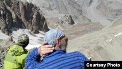 Иностранные туристы в Таджикистане. Архивное фото