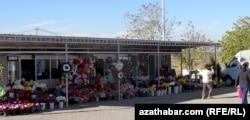 Кладбище в Чоганлы (архивное фото)