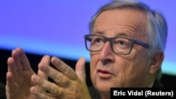 European Commission President Jean-Claude Juncker (file photo)