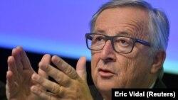 Jean-Claude Juncker predsednik EK