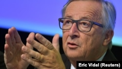 Avropa Komissiyasının prezidenti Jean-Claude Juncker