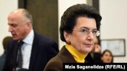 Нино Бурджанадзе