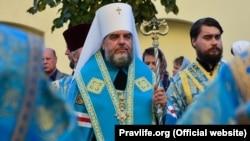 Архієрей УПЦ (МП), митрополит Вінницький і Барський Симеон (Шостацький), 13 жовтня 2018 року