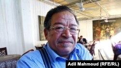 فنان الخزف فيصل عبد الحميد