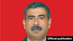 Министр обороны Закир Гасанов