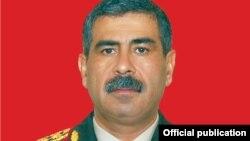 Министр Обороны Азербайджана, Закир Гасанов. Архивное фото
