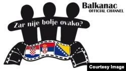 Logo udruženja Balkanac