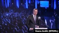 Vučić na Bezbednosnom forumu, Beograd