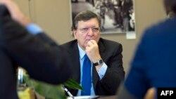 Жозе Мануел Баррозу, архівне фото