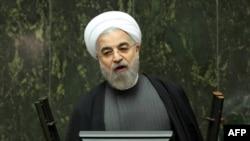 Президент Ирана Хассан Роухани.