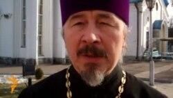 Протоиерей Свято-Воскресенского собора Игорь Дронов