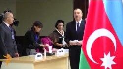 Aliyev Tightens Grip In Azerbaijan