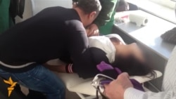 Twelve Students Fall Sick In Western Kazakh Village