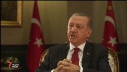 Президенти Туркия талоши дигарбора барои табаддулотро аз эҳтимол дур намедонад