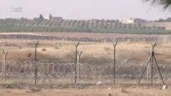 Türkiyə Suriya ilə sərhəd bölgələrini bombalayıb