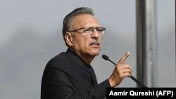 Presidenti i Pakistanit, Arif Alvi.