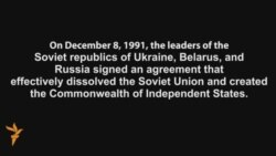 Leonid Kravçuku mbi shpërbërjen e BRSS-së