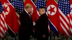Trump, Kim Open Summit In Hanoi With Warm Words