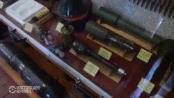 Какое вооружение используется в зоне конфликта на Востоке Украины