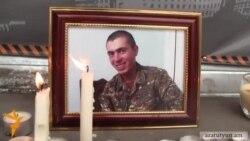 Qarabağda öldürülən erməni əsgərə medal verildi və təntənəli dəfn edildi