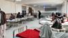 د کوټې لوی سرکاري هسپتال بولان مېډیکل کمپلېکس د ناروغانو بسترولو کوټه