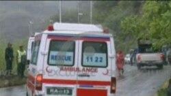 Passenger Plane Crashed In Pakistan