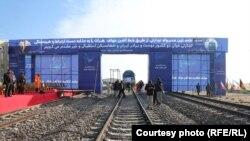 افتتاح خط آهن هراتخواف 10 12 2020