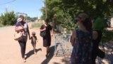 В ожидании соцпомощи в селе Косшы