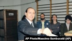 Silvio Berlusconi 1994-ben