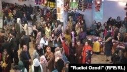 Ҷашни паноҳҷӯёни афғон дар Душанбе
