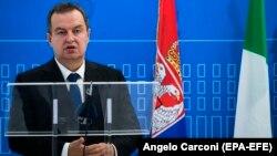Šef diplomatije Ivica Dačić
