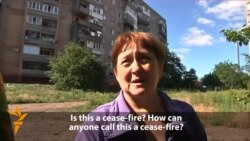Fighting Flares In Eastern Ukraine Despite Extended Cease-Fire