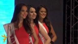 В Бишкеке прошел конкурс «Мисс бикини СНГ - 2014»