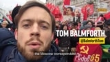 Vox Pop: Muscovites Mark Centenary Of Bolshevik Revolution