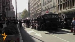 Clashes Between Police And Antigay Protesters In Belgrade