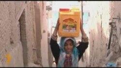 Afganistan: Djeca, kabulski nosači vode