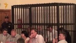 "Оглашение приговора по делу о крушении ""Булгарии"""