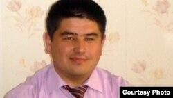 Адҳам Мирсаидов (Акс аз Фейсбук)