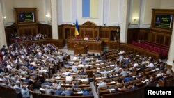 Засідання Верховної Ради, Київ, 31 липня 2014 року