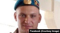 Олександр Пивоваров, боєць 79 ОАБр ЗСУ, загинув у Донецькому аеропорту