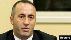 Pored hapšenja pa puštanja Haradinaja u Sloveniji 2015. godine, po poternici Srbije su 2016. hapšeni još neki građani Kosova (na slici: Ramuš Haradinaj)