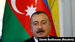 Azerbaýjanyň prezidenti Ilham Aliýew
