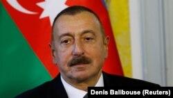 Prezident Ylham Alyýew
