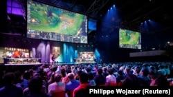 Е-спорт лига во League of Legends 2018 во Париз, Франција