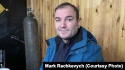 Boryspil mayoral candidate Yaroslav Hodunok