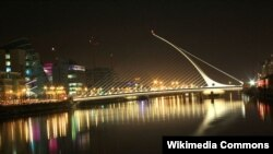 The Irish capital, Dublin