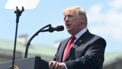 """Лицом к событию. Трамп: """"Прекратите дестабилизацию!"""""""