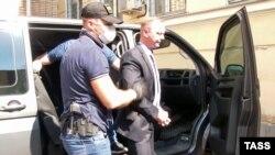 Затримання Івана Сафронова, Москва, 7 липня 2020 року