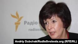 Уповноважена з прав людини Валерія Лутковська