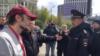 Задержание активистов штаба Навального в Казани, 14 мая 2017 года
